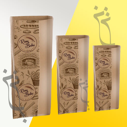 Ram baba 1 - بسته بندی حبوبات و سبزیجات چرچر