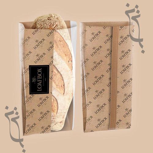 loafbox 1 - بسته بندی حبوبات و سبزیجات چرچر